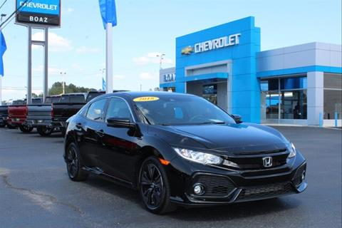 2018 Honda Civic for sale in Boaz, AL