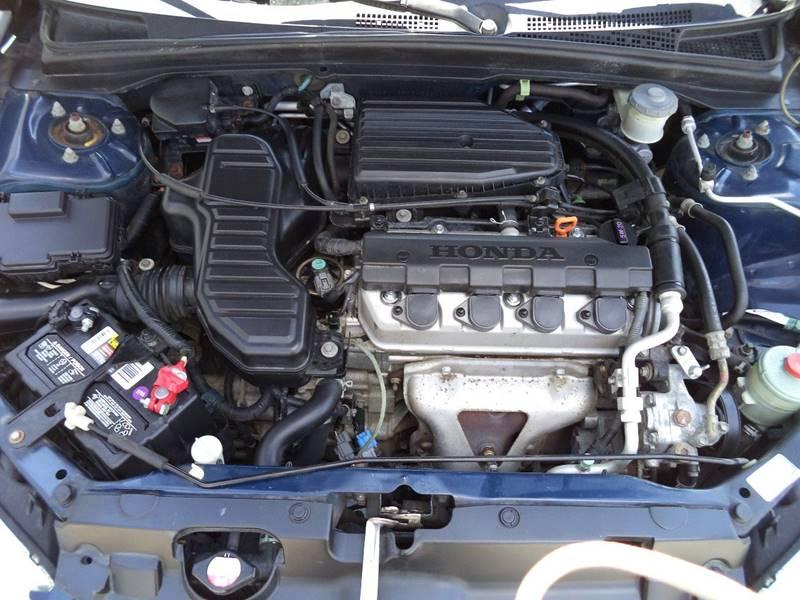 2005 Honda Civic LX 4dr Sedan - Perrysburg OH
