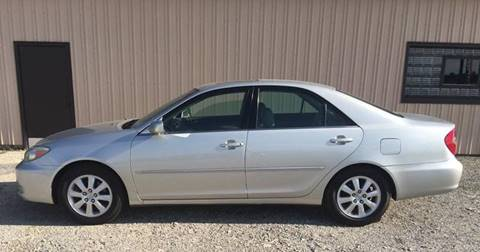 2002 Toyota Camry for sale in Perrysburg, OH