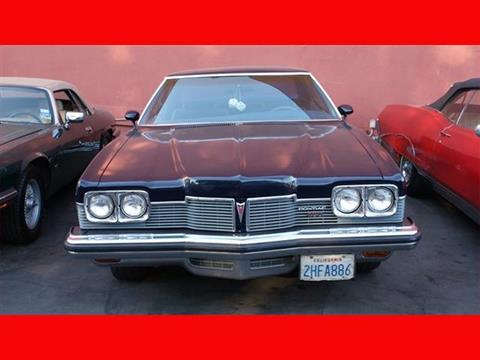 1973 Pontiac Grand Ville for sale in Woodland Hills, CA