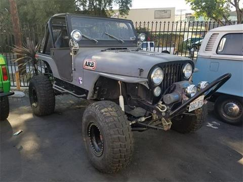 1979 Jeep CJ-5 for sale in Woodland Hills, CA