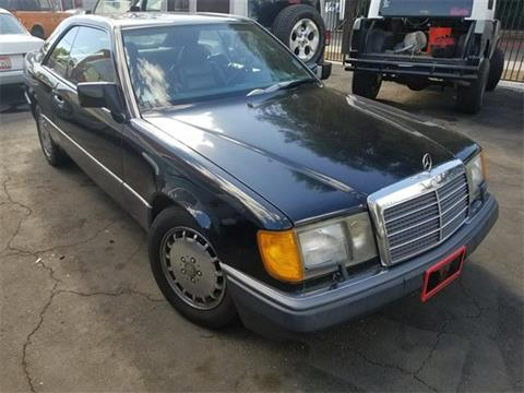 1990 Mercedes-Benz 300-Class for sale in Woodland Hills, CA