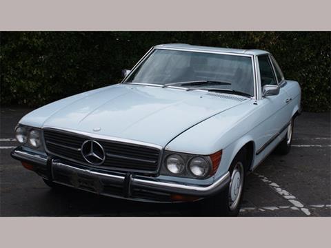 1973 Mercedes Benz Sl Class For Sale In Harlingen Tx