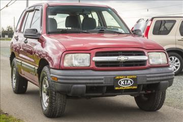 2001 Chevrolet Tracker for sale in Anacortes, WA