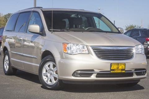 2012 Chrysler Town and Country for sale in Anacortes, WA