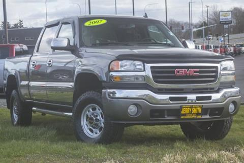 2007 GMC Sierra 2500HD Classic for sale in Anacortes, WA
