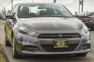 2015 Dodge Dart for sale in Anacortes, WA