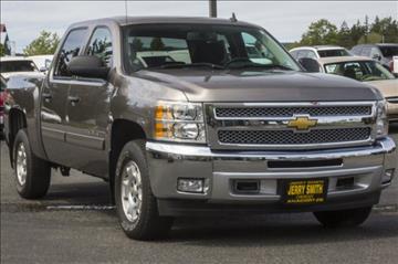 2013 Chevrolet Silverado 1500 for sale in Anacortes, WA