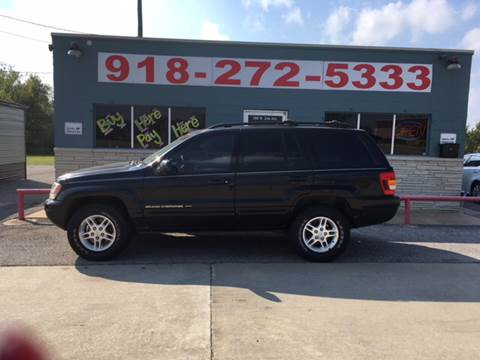 2000 Jeep Grand Cherokee for sale in Owasso, OK