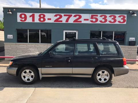 1998 Subaru Forester for sale in Owasso, OK