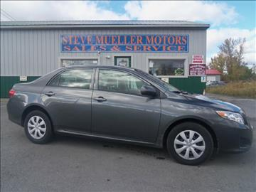 2010 Toyota Corolla for sale in Auburn, NY