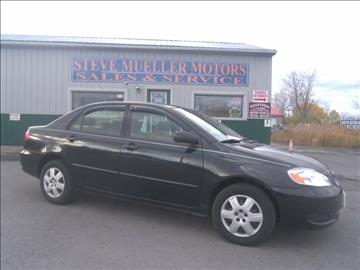 2008 Toyota Corolla for sale in Auburn, NY