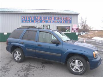 2005 Chevrolet TrailBlazer for sale in Auburn, NY