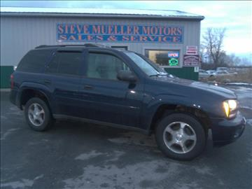 2008 Chevrolet TrailBlazer for sale in Auburn, NY