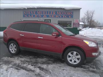 2012 Chevrolet Traverse for sale in Auburn, NY