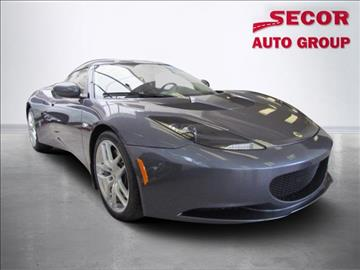 2011 Lotus Evora for sale in New London, CT