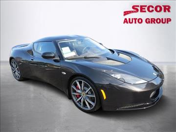 2013 Lotus Evora for sale in New London, CT