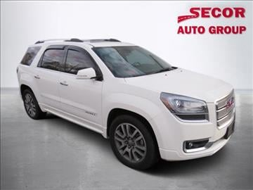 2014 GMC Acadia for sale in New London, CT