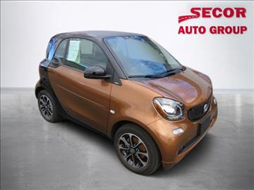2016 Smart fortwo for sale in New London, CT