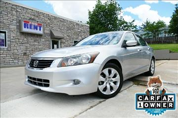 2008 Honda Accord for sale in El Dorado, AR