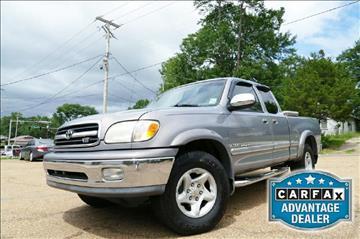 2000 Toyota Tundra for sale in El Dorado, AR