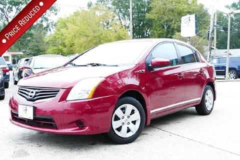 2012 Nissan Sentra for sale in El Dorado, AR