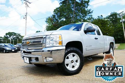 2013 Chevrolet Silverado 1500 for sale in El Dorado, AR