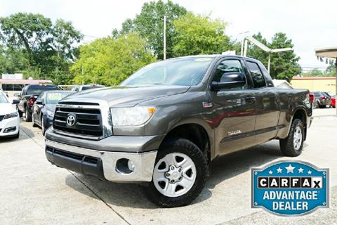 2010 Toyota Tundra for sale in El Dorado, AR