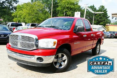 2007 Dodge Ram Pickup 1500 for sale in El Dorado AR