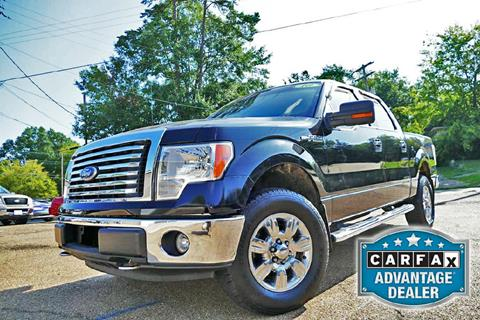 2010 Ford F-150 for sale in El Dorado, AR