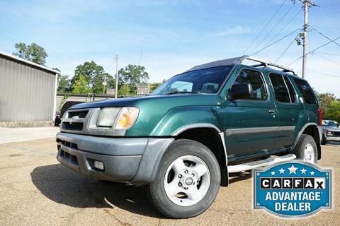 2001 Nissan Xterra for sale in El Dorado, AR