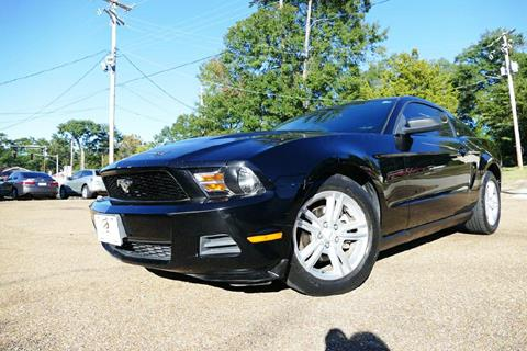 2010 Ford Mustang for sale in El Dorado, AR