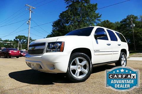 2008 Chevrolet Tahoe for sale in El Dorado, AR