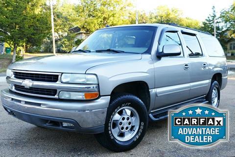2003 Chevrolet Suburban for sale in El Dorado, AR