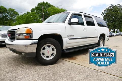2000 GMC Yukon XL for sale in El Dorado, AR