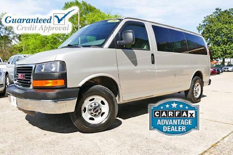 2009 GMC Savana Passenger for sale in El Dorado, AR