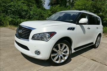 2011 Infiniti QX56 for sale in El Dorado, AR