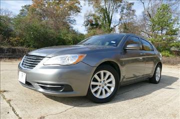 2013 Chrysler 200 for sale in El Dorado, AR