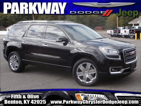 2017 GMC Acadia Limited for sale in Benton, KY