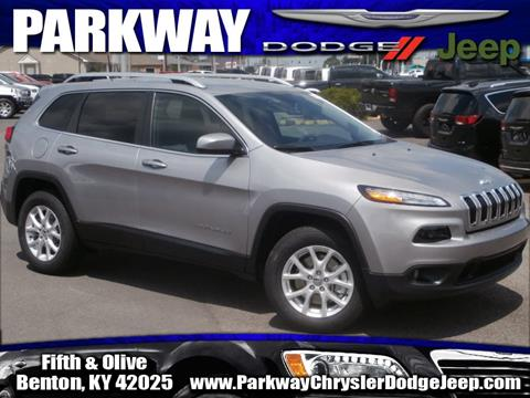 2017 Jeep Cherokee for sale in Benton, KY