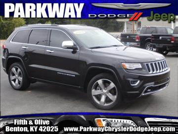 2014 Jeep Grand Cherokee for sale in Benton, KY