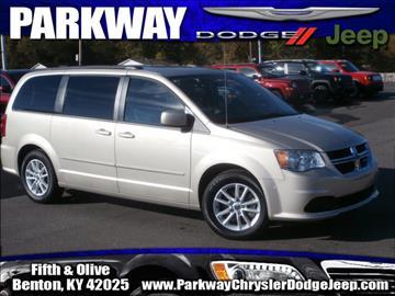 2016 Dodge Grand Caravan for sale in Benton, KY