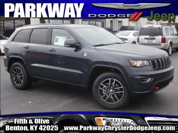 2017 Jeep Grand Cherokee for sale in Benton, KY