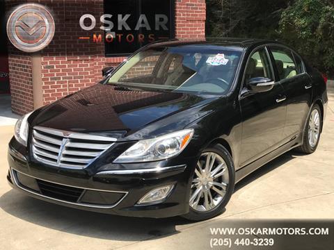 2013 Hyundai Genesis for sale in Hoover, AL