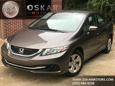 2015 Honda Civic for sale in Hoover AL