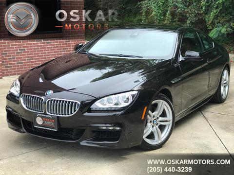 2015 BMW 6 Series for sale in Hoover AL
