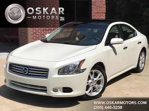 2014 Nissan Maxima for sale in Hoover, AL