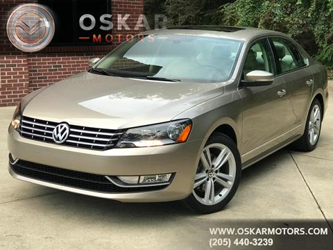 2015 Volkswagen Passat for sale in Hoover, AL