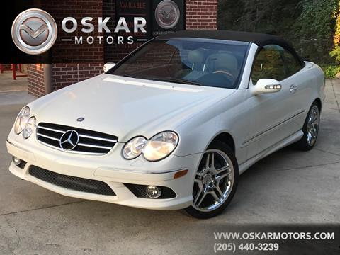 2006 Mercedes-Benz CLK for sale in Hoover AL