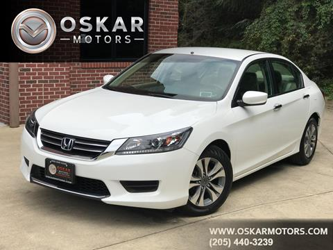 2014 Honda Accord for sale in Hoover AL